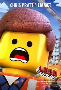Geek, Out, New, Posters, For, The, Lego, Movie
