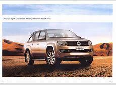 2010 VW Amarok brochure