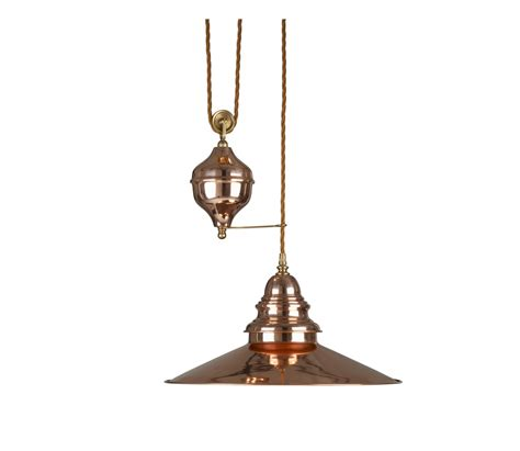lighting gt pendant gt copper rise and fall light the