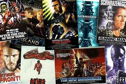 Movies Far Sci Fi Collage Must Present