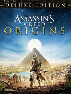 Buy Assassins Creed Origins - DELUXE ED (Uplay KEY/RU LANG ...