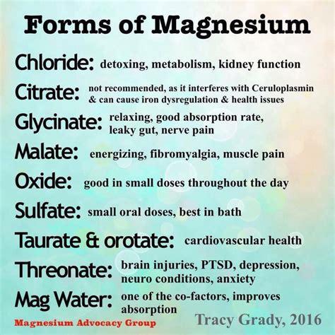 ideas  magnesium deficiency  pinterest
