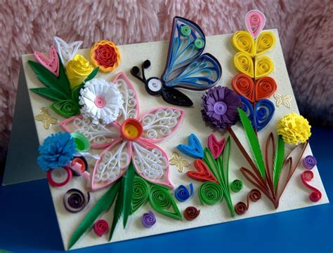 beautiful butterfly paper quilling designs creative art