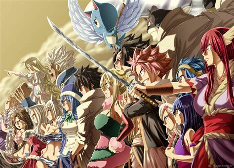 colored fairy tail team  enara  deviantart