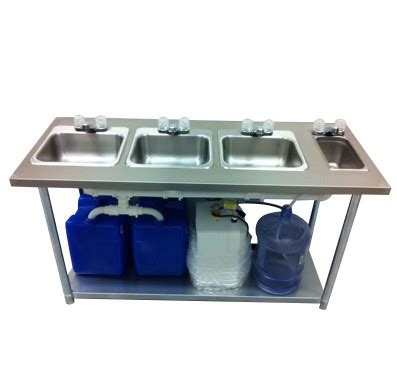 portable shoo bowl for kitchen sink portable sink depot portable sink stainless steel 4