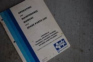 Ir Air Compressor Owner Operator Operation Maintenance