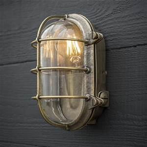 brass bulkhead light porch garden lantern exterior With german outdoor lighting companies