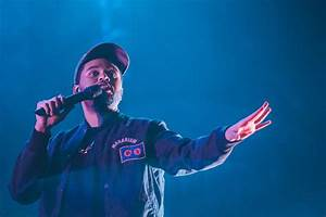 The Weeknd Performs in Brazil Wearing a Maharishi Jacket ...