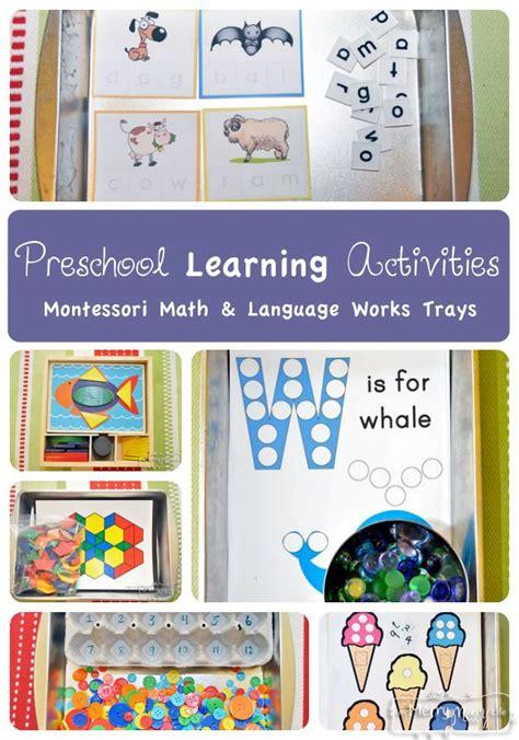 preschool learning activities montessori math and 199 | 5a19174dbc7a9b392650aa38b8c542c9 preschool learning activities montessori preschool