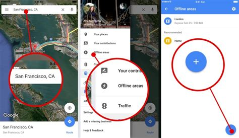 how to save to phone how to save offline maps on iphone with maps