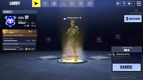 miguel lozada  twitter   extra fortnite mobile