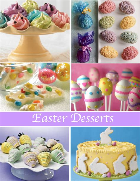 easter desserts easter desserts pictures to pin on pinterest pinsdaddy