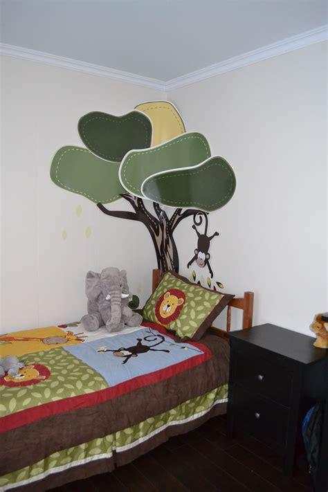 stickers chambre enfants décoration stickers chambre d 39 enfant jungle chambre