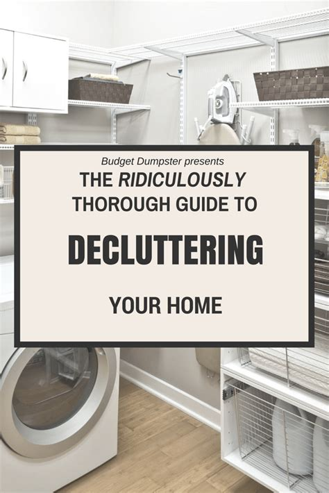 Best 25+ Declutter Your Life Ideas On Pinterest