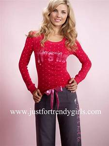 La Senza Fashion Pajamas-just For Trendy Girls