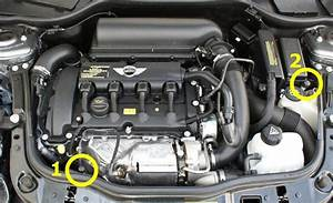 R56 Engine Bay Mystery Valves