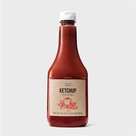 650G Ketchup Tottle - Voltaggio Brothers Steakhouse House ...