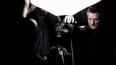 Rankin Photographer Shoots Interview Gentleman Ape Talks