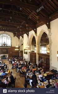 New Haven, CT. Yale University Summer School Dining hall ...