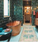 Tiles And Copper Tub Colour Trends 2015 2016 Pinterest Copper Edwin Pepper Design For The Romantic Bathtubs In The Bedroom Bath Tub Designs For Unique Bathing Experience Luxury Busla Home RUSTIC STYLE BATHROOM DECOR