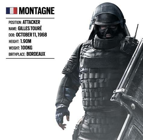 operator spotlight 9 montagne unit