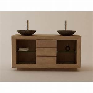 double vasque 140 cm plan double vasques suspendue ou With salle de bain design avec plan double vasque 140