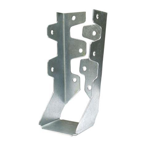galvanized steel joist hanger 2 quot x 6 quot rona