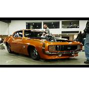 Tom Balley 1969 Camaro Drag Week Race Car RUNNING  YouTube