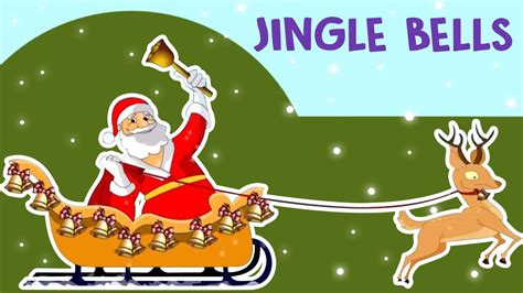 jingle bells animated christmas song non stop cartoon