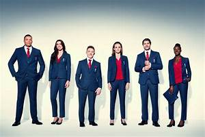 digitalhub | Team GB Unveil Formal Wear Ahead of Rio 2016 ...
