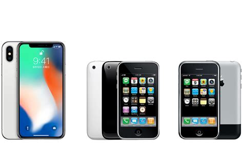 iphone 8 0 finanzierung iphoneは10年間でどう変わったか 電話を再発明 した初代 日本初登場だった3gとiphone xを比較