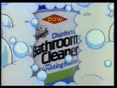 Dow Bathroom Cleaner Commercial dow bathroom cleaner commercial with scrubbing bubbles