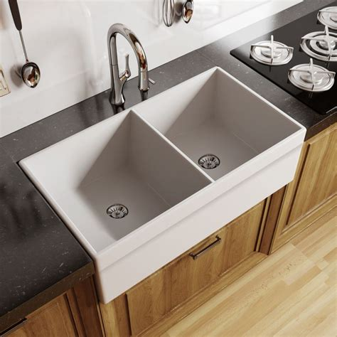 miseno vs kohler sinks faucet mno3320afc in white by miseno