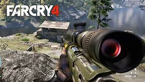 Kill Two Commanders With a Sniper Rifle - Far Cry 4 - YouTube