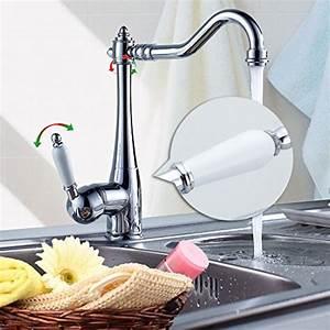Mitigeur Salle De Bain Pas Cher : auralum chrom mitigeur robinet bassin salle de bains ~ Edinachiropracticcenter.com Idées de Décoration