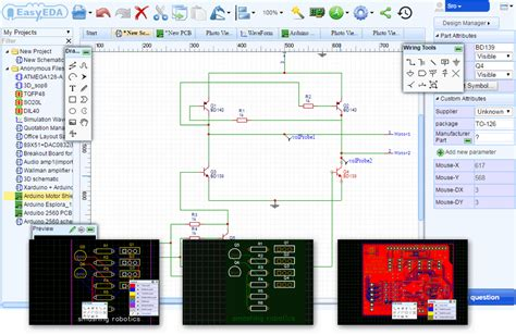 Draw Electrical Circuit Diagrams Online