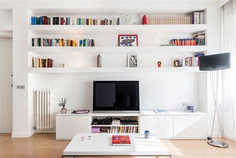 mensole tv parete mensole per parete attrezzata