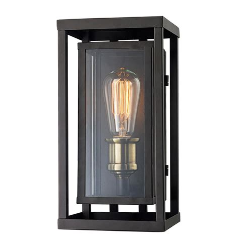 monteaux lighting retro 1 light oil rubbed bronze and