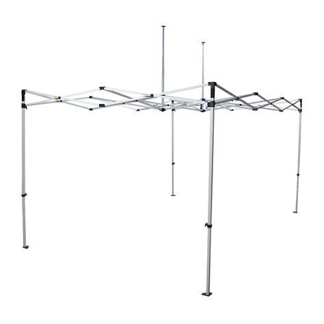 classic  instant canopy basic kit steel frame caravan canopy