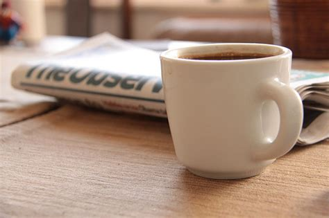Free coffee newspaper vector download in ai, svg, eps and cdr. Our Tuesday Morning Cartoon   MadMikesAmerica