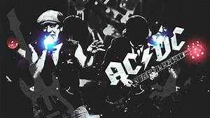 AC/DC Full HD Wallpaper and Background