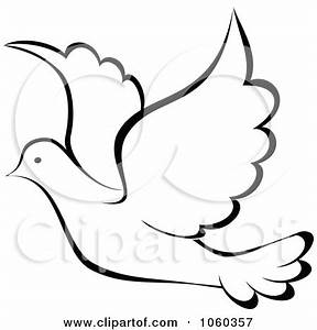 White Dove Clipart | Clipart Panda - Free Clipart Images