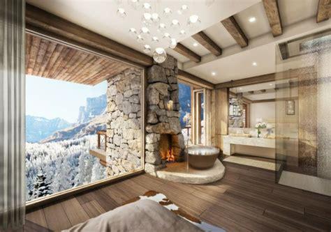 salle de bain dans chambre à coucher chambre avec salle de bain fusion d 39 espaces harmonieuse