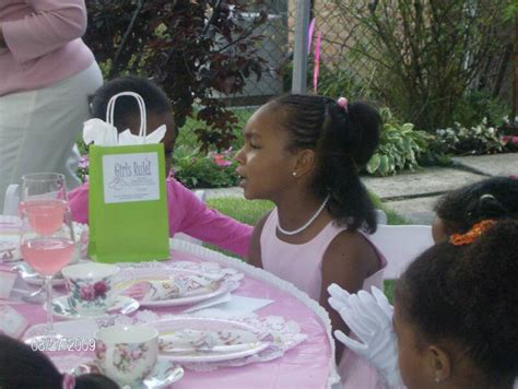 etiquette classes  african american girls  chicago