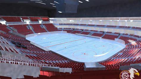 hockeyclub genf servette zeigt sein stadionprojekt