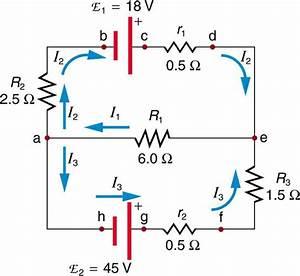 Kirchhoff's Rules | Boundless Physics