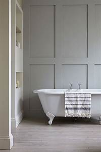 house call endless summer in a london victorian With bathrooms with panelled walls