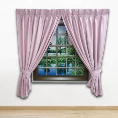 designer kitchen curtains curtains blinds for the best price in malaysia 3235