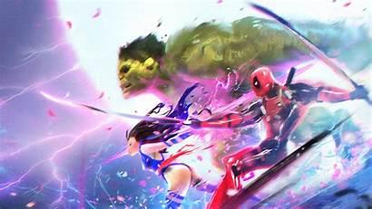 Marvel Team Wallpapers Hulk 7i Superheroes Backgrounds