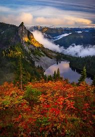 Washington State Fall Colors